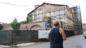 Terremoto, 4 anni dopo: via Pace a Concordia (Foto Fiocchi)