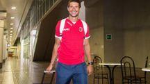 Franco Brienza, nuovo giocatore del Bari