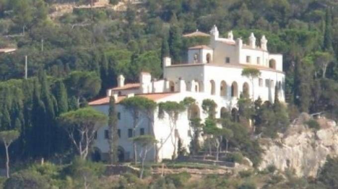 Villa Feltrinelli all'Argentario