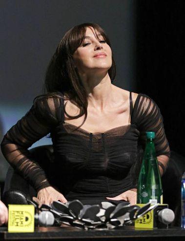 Monica Bellucci (Olycom)