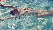 Monica Bellucci per Paris Match
