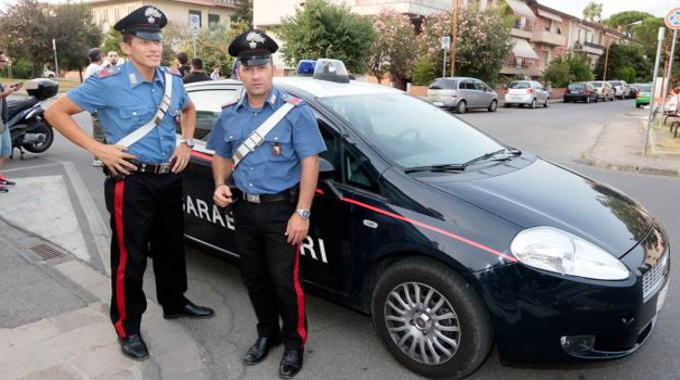 Il maxi blitz è dei carabinieri