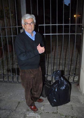 Libero rientra nella sua casa. Anno 2006 (archivio New Press Photo)