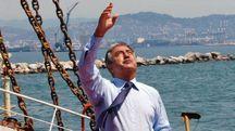 Il presidente dell'Autorità portuale della Spezia Lorenzo Forcieri