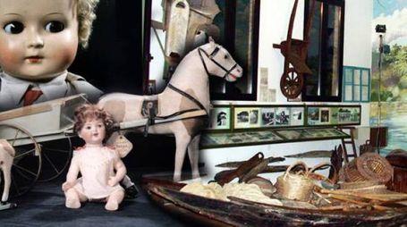 Museo del Giocattolo a Canneto sull'Oglio, Mantova (FacebooK)