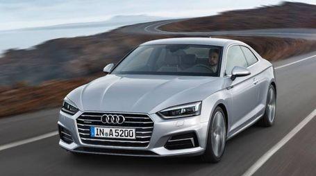 Una Audi A5