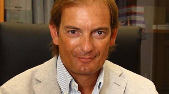 Matteo Cagnoni, accusato di aver ucciso la moglie Giulia Ballestri (Zani)