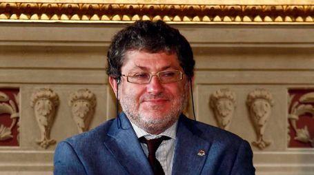 Il presidente dell'Opera delle Mura, Alessandro Biancalana