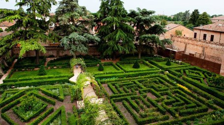 Ferrara, il labirinto del Palazzo di Ludovico il Moro