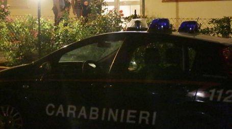 In via Leonardo da Vinci a Cerreto Guidi anche i carabinieri