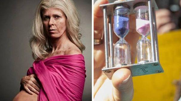 La campagna per la fertilità in Gran Bretagna, accanto una foto simbolo del Fertility Fake