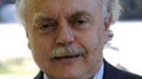 Il professore Alberto Bosi, direttore della Ematologia dell'Università di Firenze