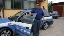 Massimo Bragagni, comandante della polizia stradale di Bagno di Romagna, coinvolto nell'inchiesta