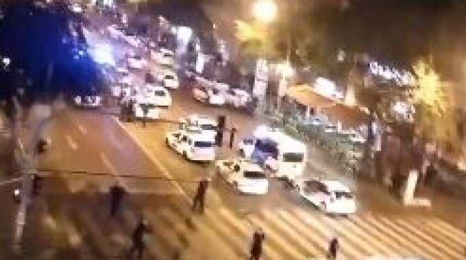 Esplosione a Budapest