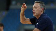 Il coach Piero Bucchi