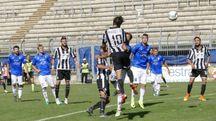 Prato-Siena, una fase della gara (Attalmi)