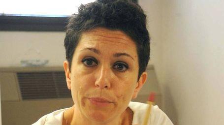 Ilaria Baraldi, consigliere comunale del Partito Democratico