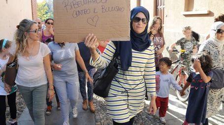 Manifestazione No bullismo