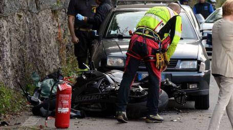 Tragico incidente sulla Sp 583 (Cardini)