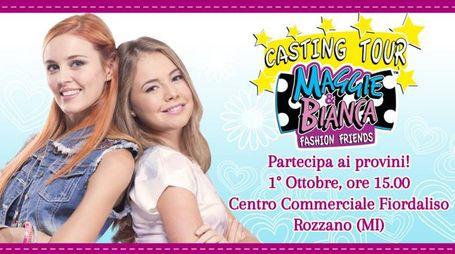 'Maggie & Bianca Fashion Friend' Casting Tour