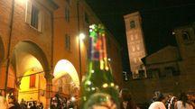 Una notte 'brava' in piazza Verdi (fotoSchicchi)