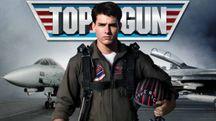 Un dettaglio del poster di Top Gun – Foto: Paramount Pictures
