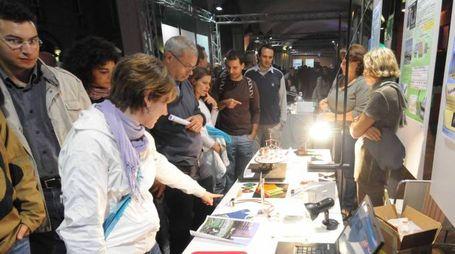 Notte dei ricercatori in una foto d'archivio Schicchi