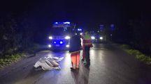 La scena dell'incidente (Novi)