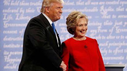 Clinton-Trump, le 10 stoccate