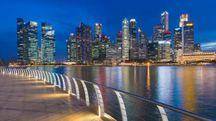 Singapore è il posto ideale per gli espatriati – Foto: incamerastock / Alamy