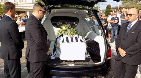 Porto Viro, i funerali di Marco Tessarin (Foto Braghin)