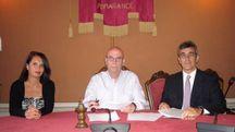 La firma del protocollo a Pomarance