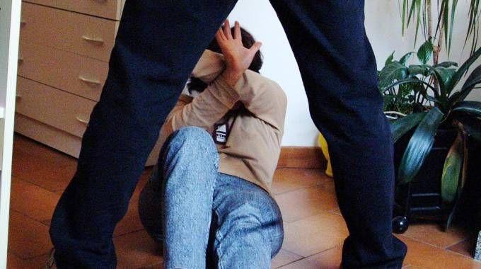 La donna aveva subìto percosse e minacce (Foto archivio NewPress)