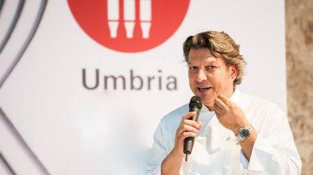 Lo chef Giancarlo Polito