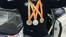 Zanardi dopo le Paralimpiadi torna in pista con BMW