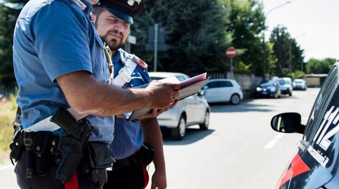 I carabinieri hanno fermato il 24enne