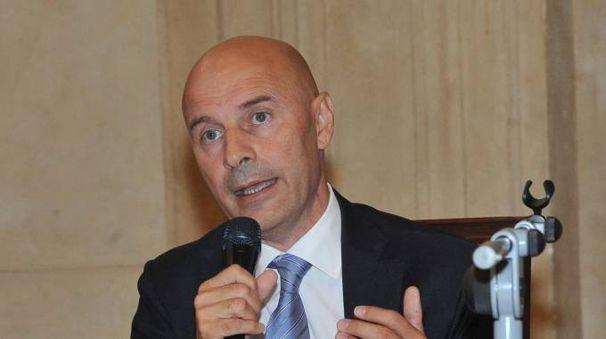 L'assessore regionale Luca Del Gobbo