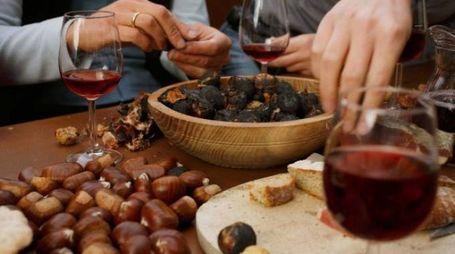 Le castagne, gustoso frutto dell'autunno