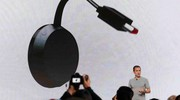Google Chromecast Ultra per lo streaming (LaPresse)