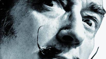 Il ritratto di Dalì ©Robert Whitaker
