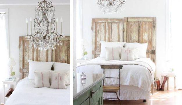 come arredare la camera da letto in stile shabby chic - magazine ... - Camera Da Letto Chic
