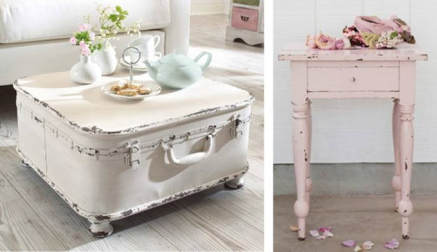 Come arredare la camera da letto in stile shabby chic for Camera da letto shabby