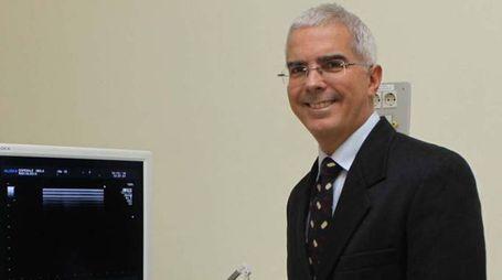 L'ex primario di Radiologia Guido Ferrari