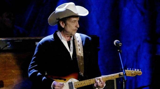 Nobel a Bob Dylan (LaPresse)