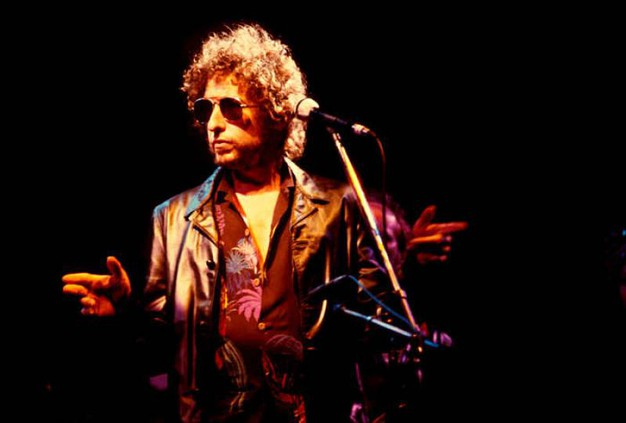 Bob Dylan in concerto (Olycom)