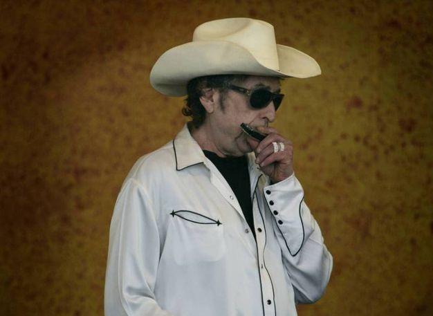 Bob Dylan (Olycom)