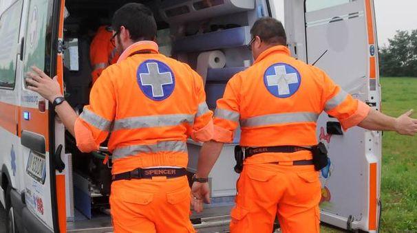 Un'ambulanza (Studiosally)