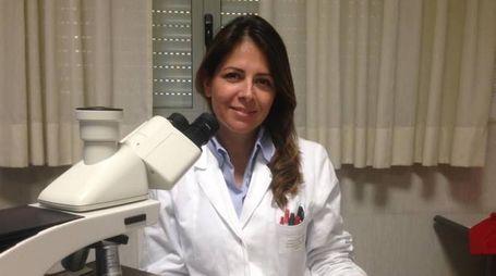 La dottoressa Veronica Seccia