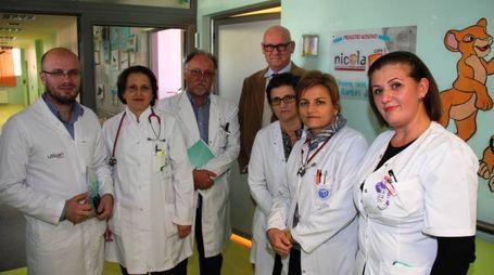 Oncologia pediatrica in Kosovo, una targa in nome di Nicola Ciardelli
