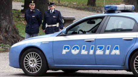 Forlì, la polizia ha trovato una Mercedes rubata (Foto d'archivio Radaelli)